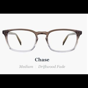 Warby Parker Chase Non RX Lenses